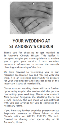wedding-leaflet